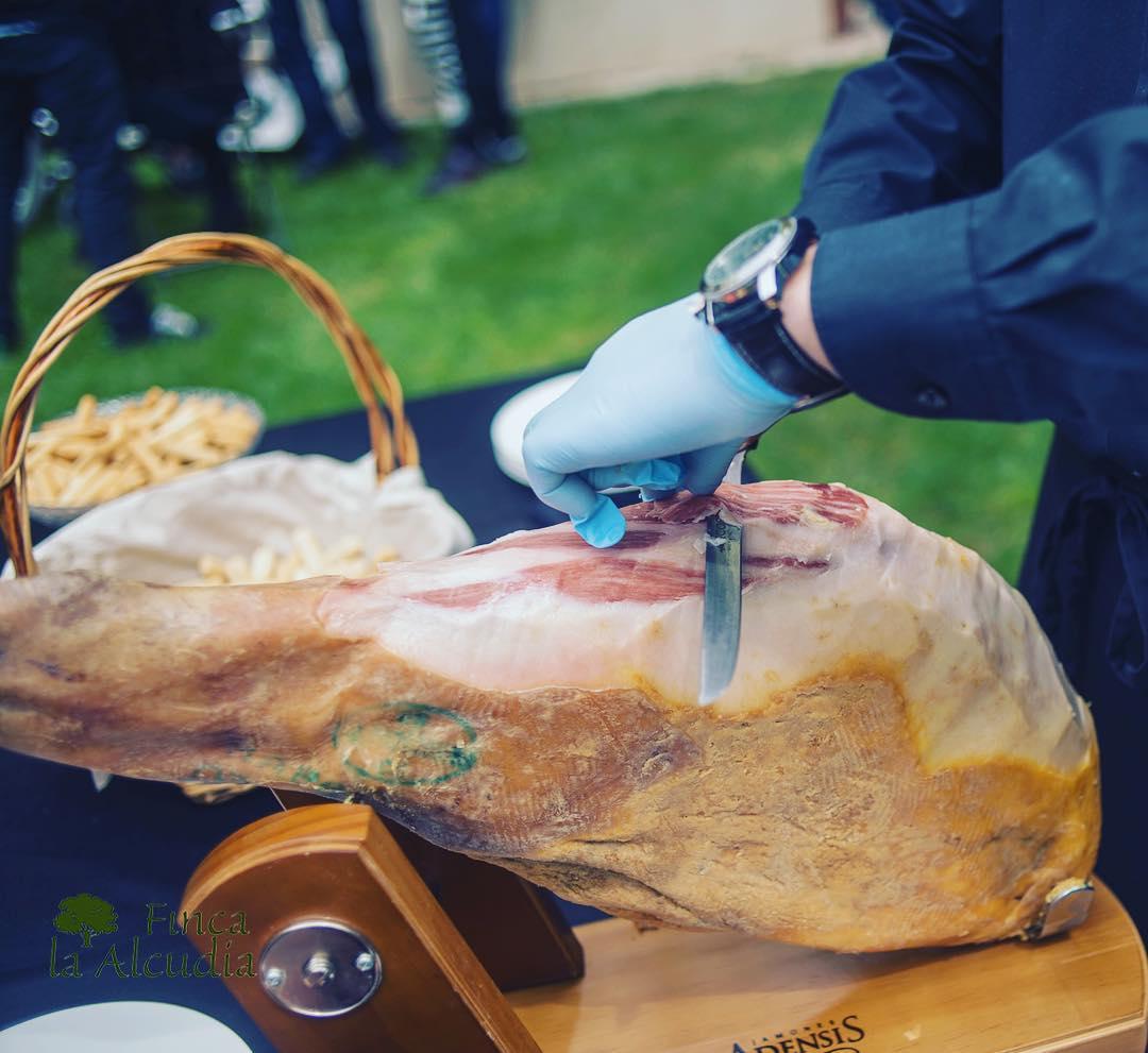 catering finca la alcudia