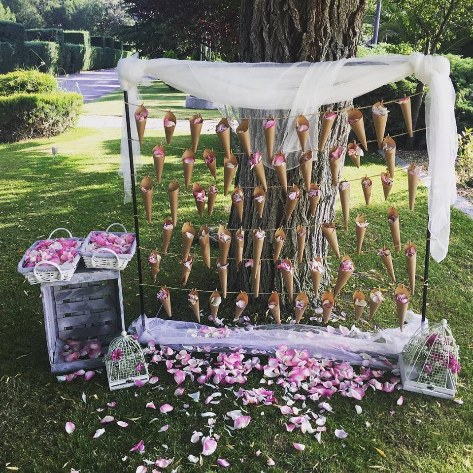 Consejos para bodas al aire libre