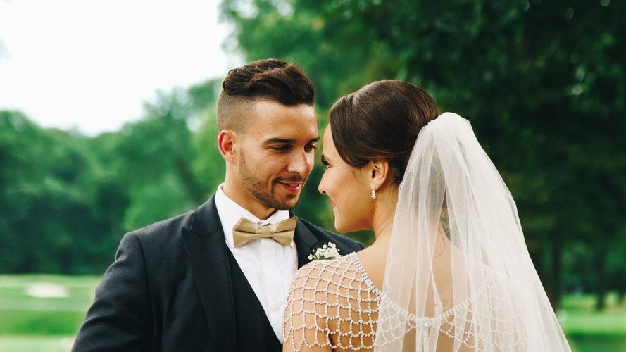 Peinados para novias con velo