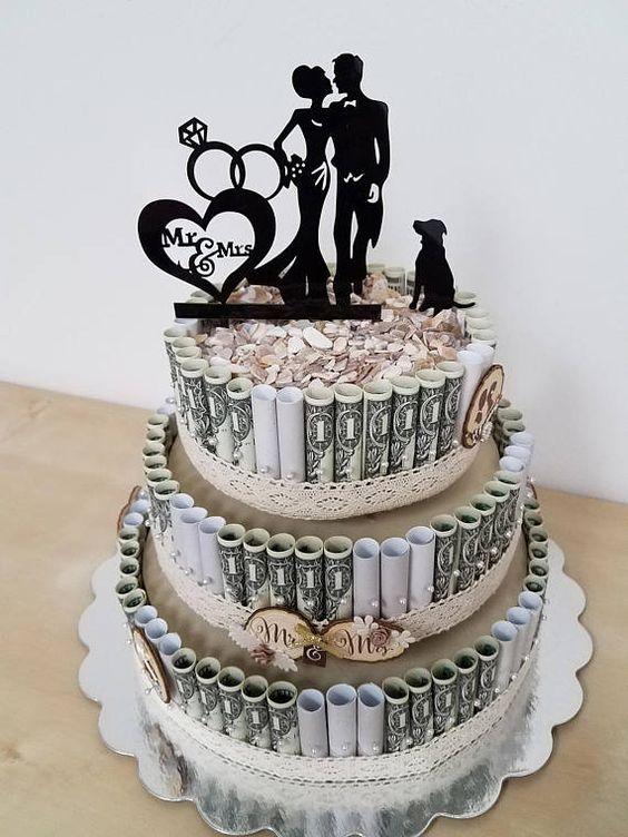 pedir dinero en las bodas