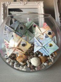 formas originales de dar dinero en una boda