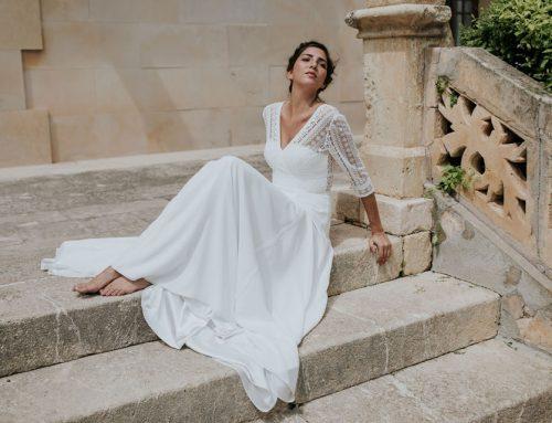 Tipos de blanco para vestidos de novia