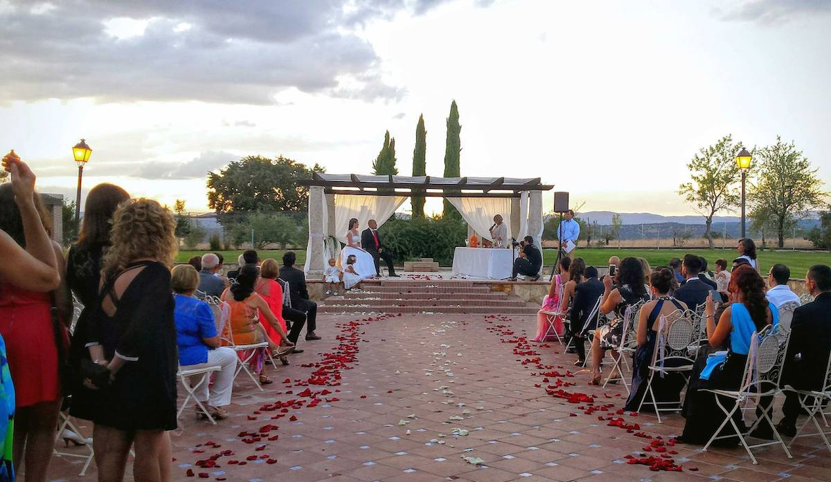 fincas para bodas civiles en Madrid