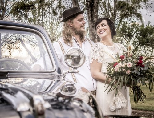¿Qué son los ramos de novia preservados?