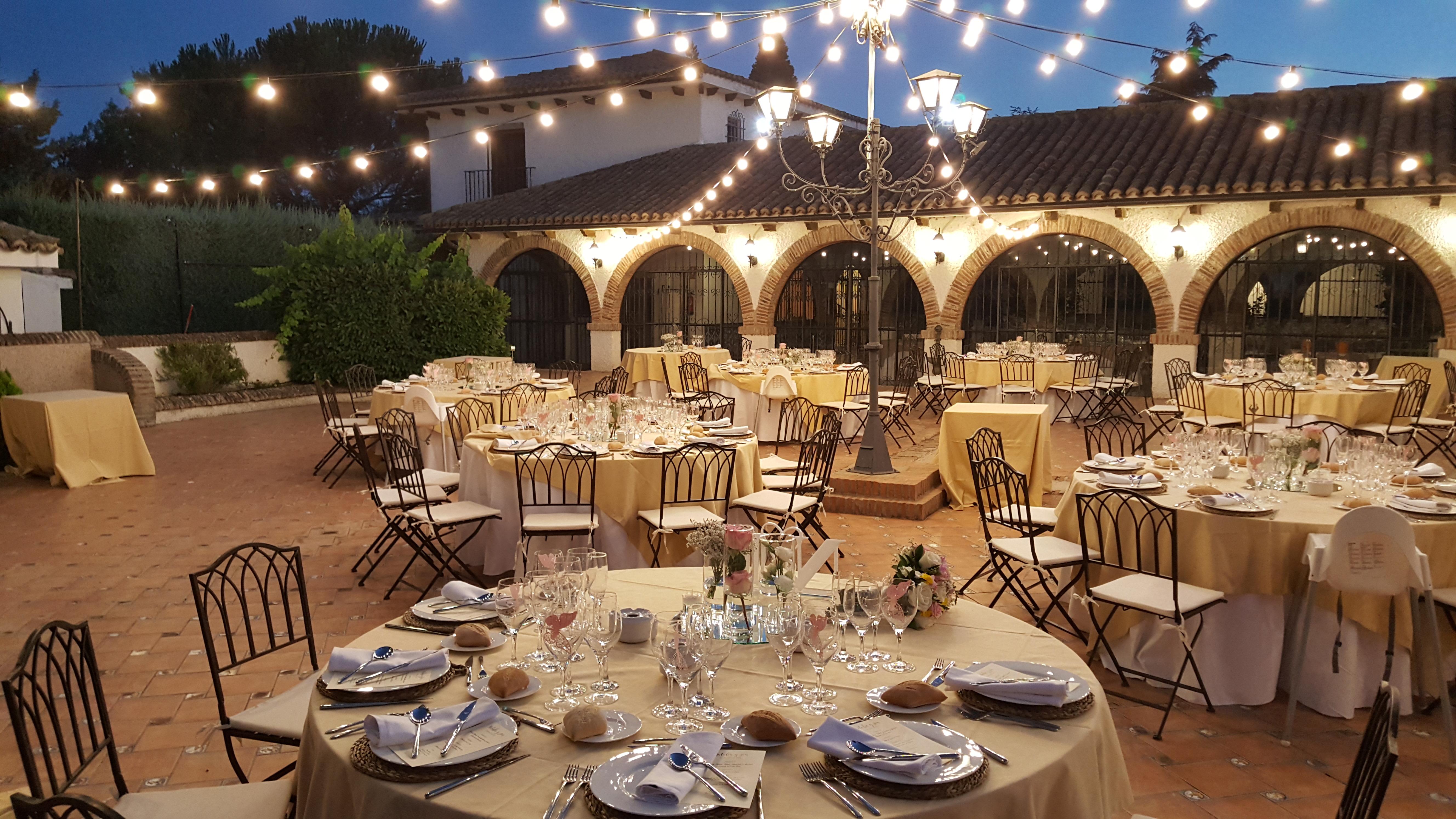 Colocar a los invitados en una boda