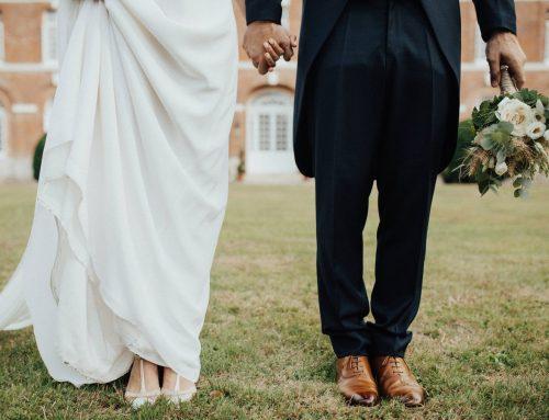 Protocolo:  trajes de novio, padrino e invitados en una boda