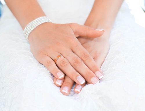 Tipos de manicura para novias