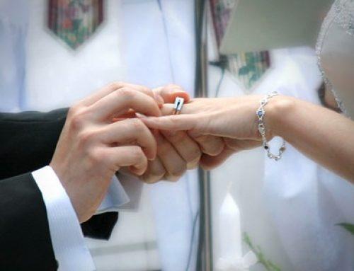 Las nuevas y variadísimas alianzas de boda