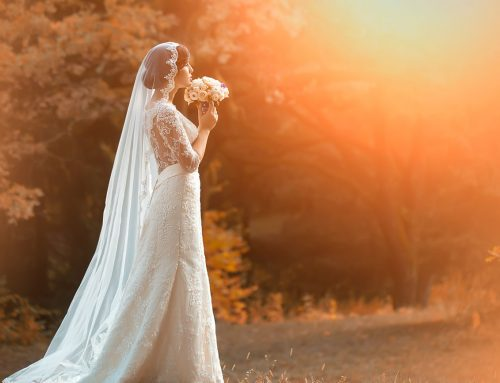 Sigue las tendencias si eres una novia de otoño
