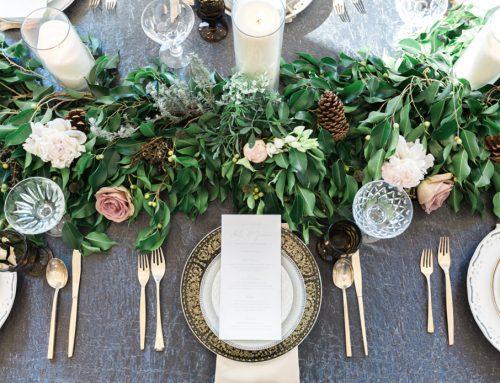 Elige centros de mesa con mucho estilo para tu boda